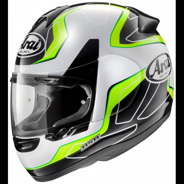 Casque ARAI AXCES-II FLOW FREEN 2016 Arai