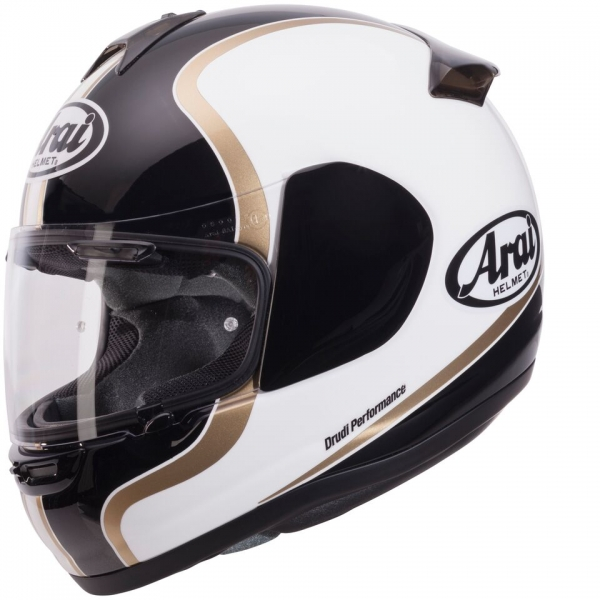 Casque ARAI AXCES-II DUAL BLACK 2016 Arai