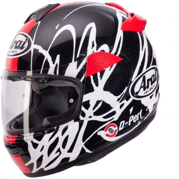 Casque ARAI CHASER-V SKETCH BLACK 2016 Arai