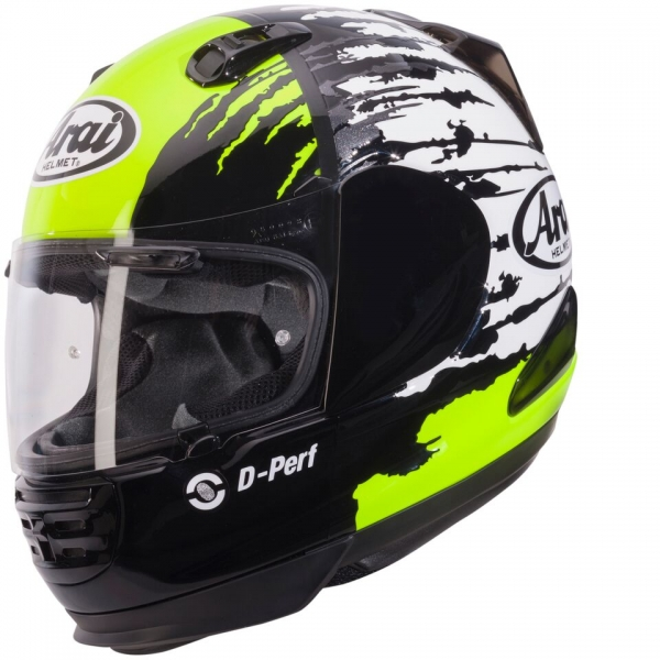 Casque ARAI REBEL SPLASH GREEN 2016 Arai