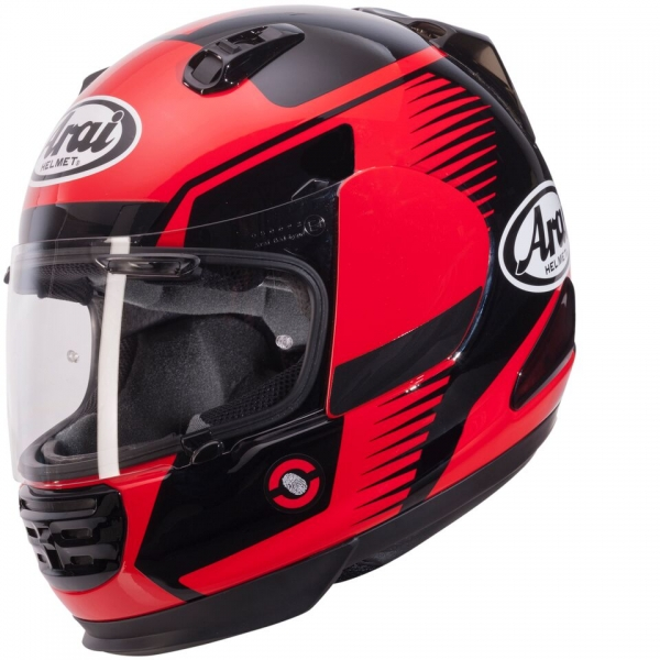 Casque ARAI REBEL VENTURI RED 2016 Arai