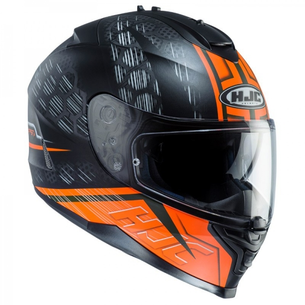 Casque Is17 Enver Mc6hsf Hjc
