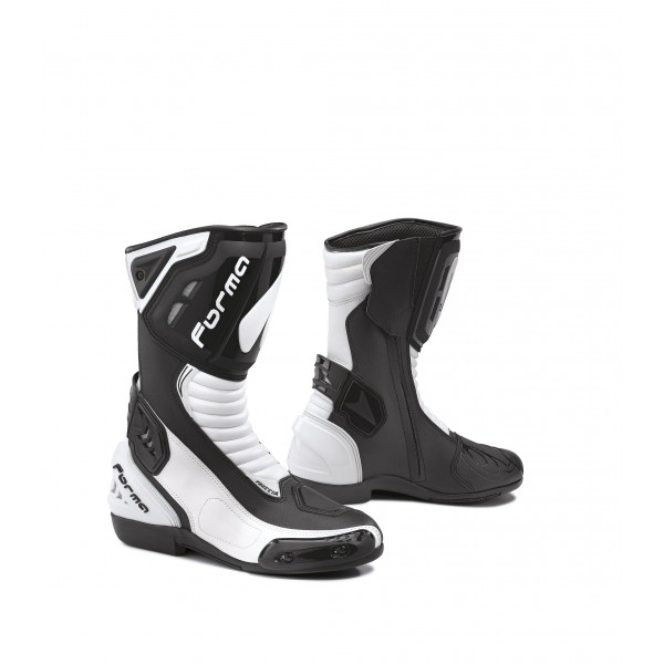 Bottes Racing Freccia White Forma