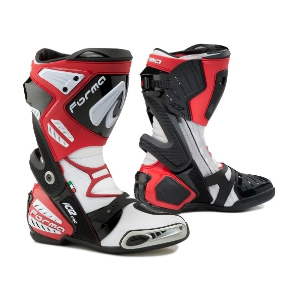 Bottes Racing Ice Pro Red Forma