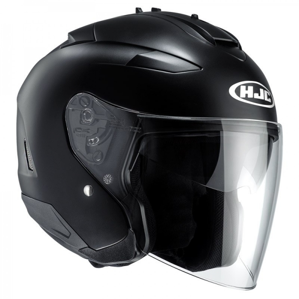 Casque Jet IS-33II Semi Mat Black Hjc