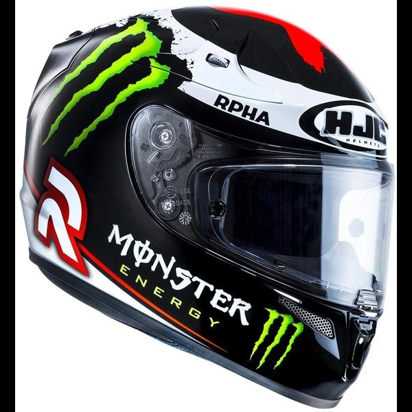 Casque Rpha 10 Plus Lorenzo Replica II Mc1 Hjc