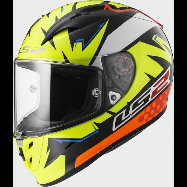 Casque FF 323 Arrow Replica Vinales LS2