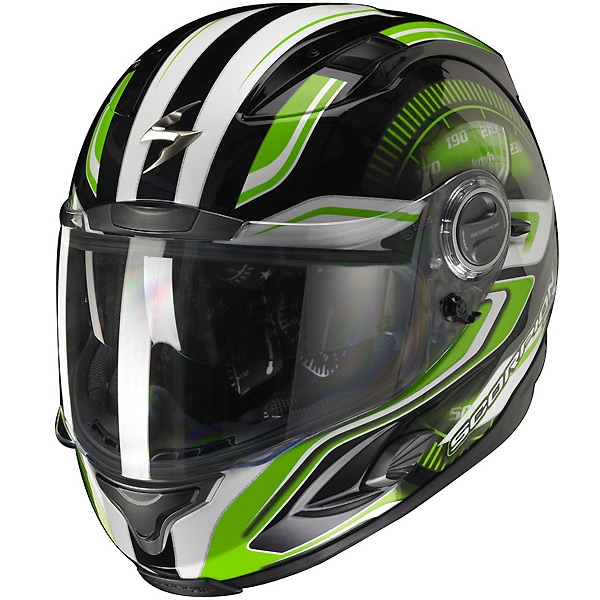 casque scorpion exo 1000 rpm speed green scorpion moto magasin scorpion. Black Bedroom Furniture Sets. Home Design Ideas