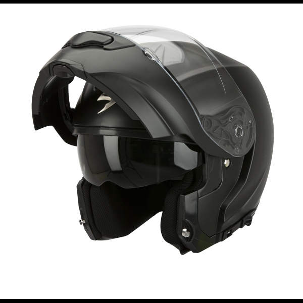 Casque Scorpion EXO 3000 Solid Noir Matt Scorpion