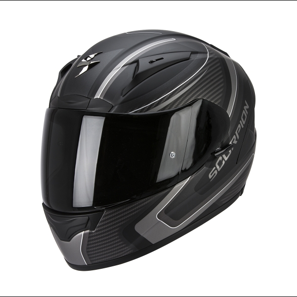 Casque Scorpion EXO 2000 Carb Noir Scorpion