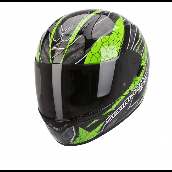Casque Scorpion EXO 410 Rad Vert Scorpion