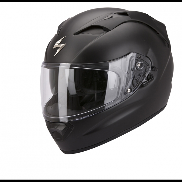 Casque Scorpion EXO 1200 Solid Noir Matt Scorpion