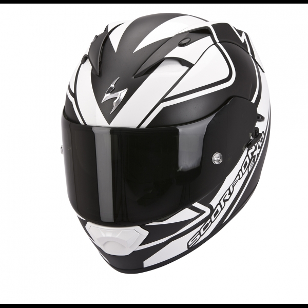 Casque Scorpion EXO 1200 Freeway Blanc Scorpion