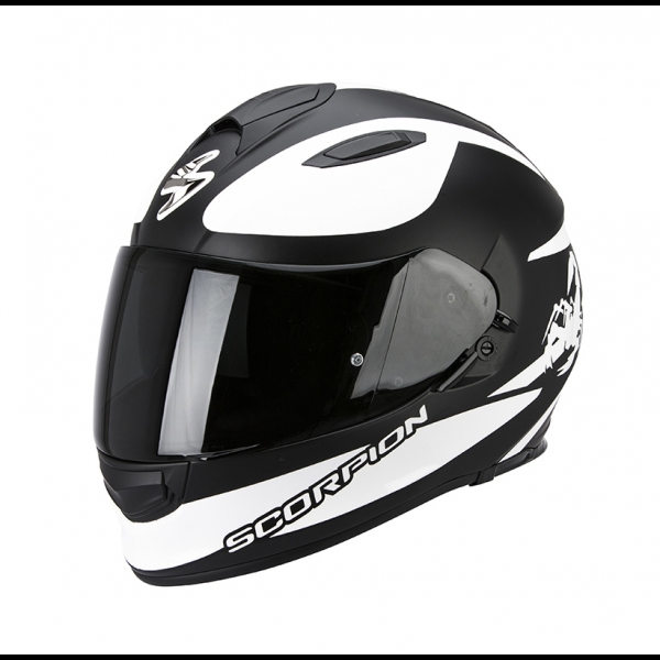 Casque Scorpion EXO 510 Sublim Blanc Matt Scorpion