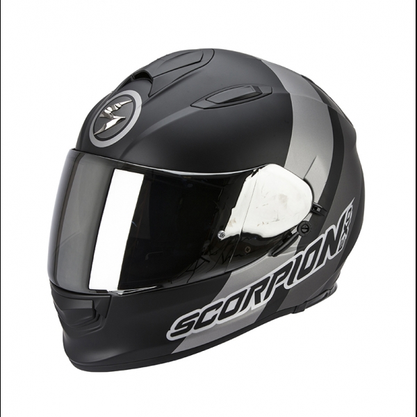 Casque Scorpion EXO 510 Hero Noir Scorpion