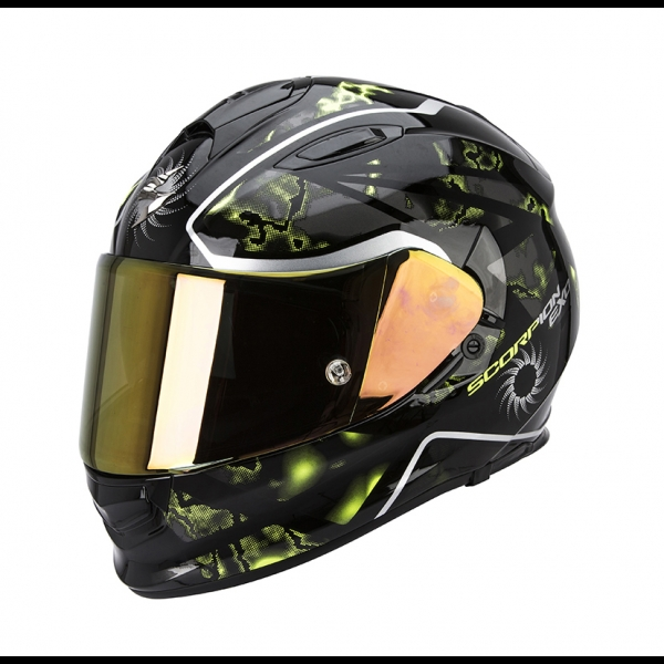 Casque Scorpion EXO 510 Xena Noir Scorpion