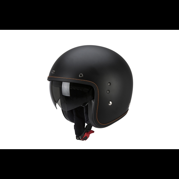 Casque Scorpion Belfast Solid Noir Matt Scorpion