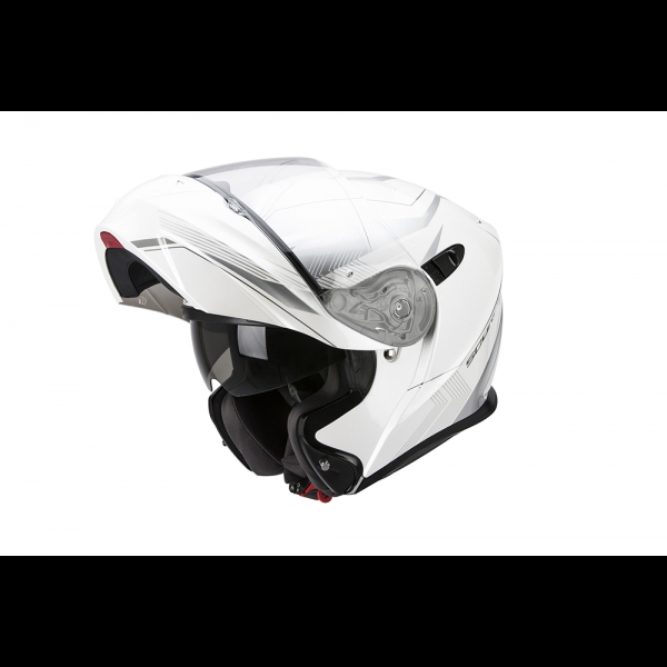 Casque Scorpion EXO 920 Gem Blanc Scorpion