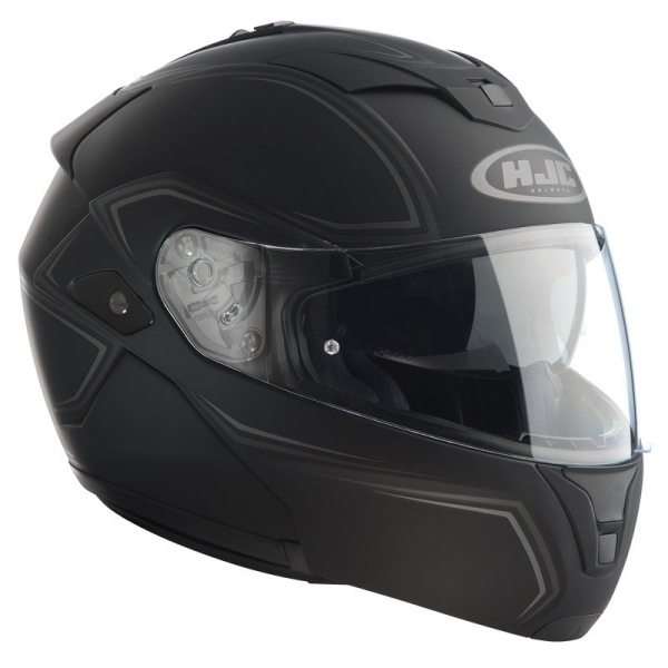 Casque Modulable SY Max III Shadow II Mc5f Hjc