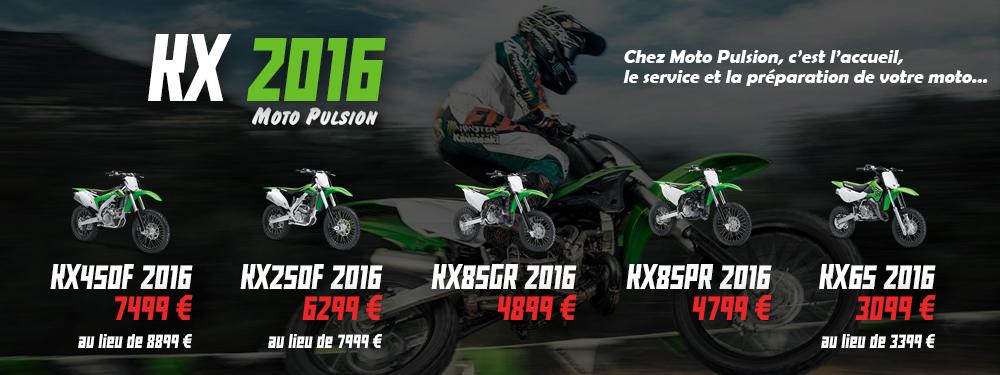 Nouveauté KX 2016