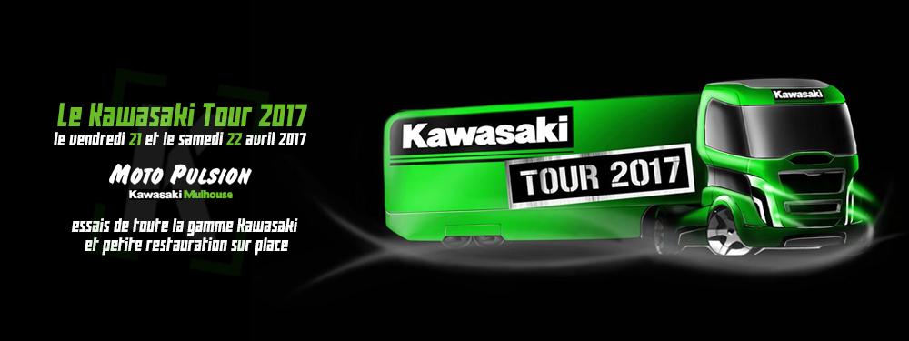 Kawasaki Tour 2017