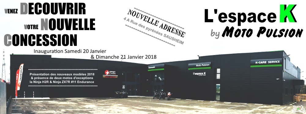 Inauguration Nouvelle Concession
