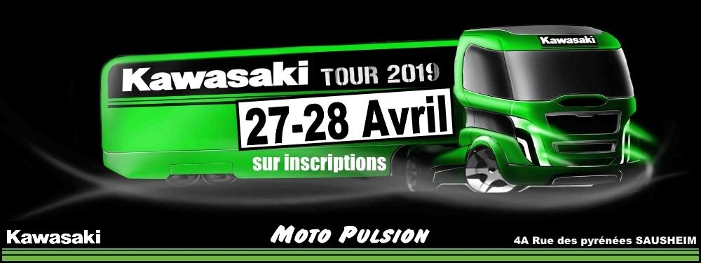 KAWASAKI TOUR 2019