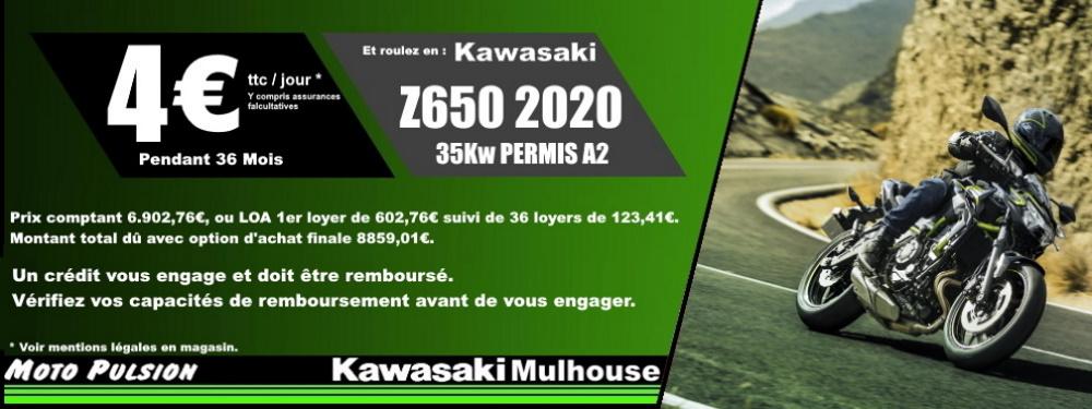 2021 / Z650
