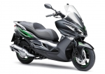 J125 Spécial Edition Kawasaki 2016