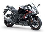 NINJA 1000 SX SE GRIS ROUGE Kawasaki 2021