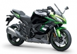 NINJA 1000 SX SE NOIR VERT Kawasaki 2021