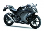 Ninja 300 Kawasaki 2013 - Fiche technique - Photo