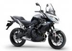 VERSYS 650 BLANC NOIR Kawasaki 2021