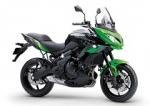 VERSYS 650 VERT NOIR Kawasaki 2021