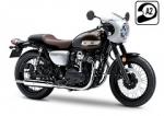W800 CAFE MARRON Kawasaki 2020