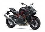 Z H2 SE GRIS ROUGE Kawasaki 2021