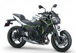 Z650 BLANC Kawasaki 2020