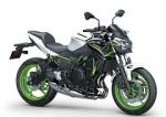 Z650 SE BLANC NOIR Kawasaki 2021