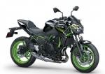 Z650 SE NOIR VERT Kawasaki 2021