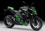 Z800 Kawasaki 2013 - Fiche technique - Photo