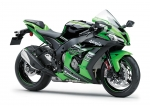 ZX10R KRT REPLICA / ZX10R MATTE CARBON / ZX10R WINTER TEST EDITION Kawasaki 2016