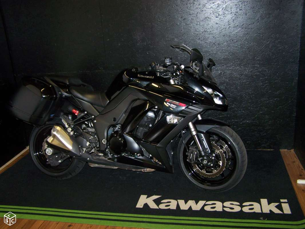 kawasaki z1000 sx tourer routi re occasion moto pulsion concessionnaire moto exclusif. Black Bedroom Furniture Sets. Home Design Ideas