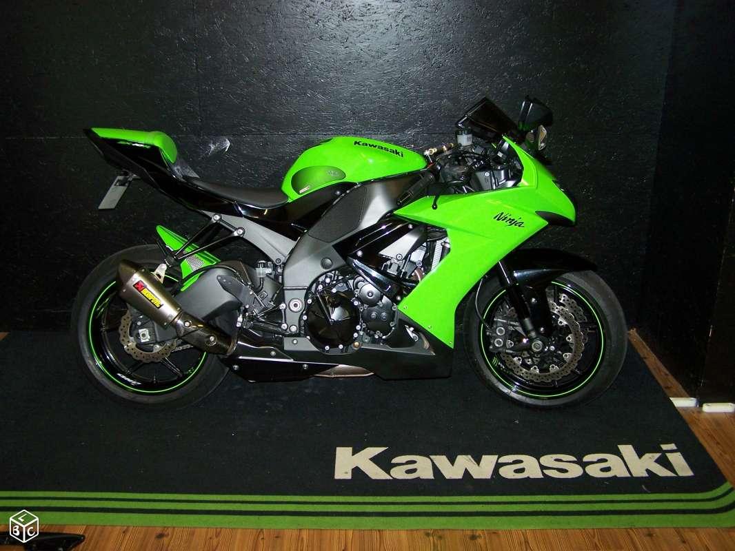 kawasaki zx10 r ninja sportive occasion moto pulsion concessionnaire moto exclusif. Black Bedroom Furniture Sets. Home Design Ideas