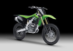 KX250F Kawasaki 2013 - Fiche technique - Photo