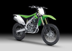 KX450F Kawasaki 2013 - Fiche technique - Photo