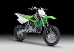 Kawasaki KX85 petites roues 2013