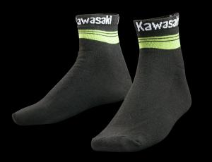 Chaussettes Sport 2 Kawasaki moto - Vtements loisir Kawasaki