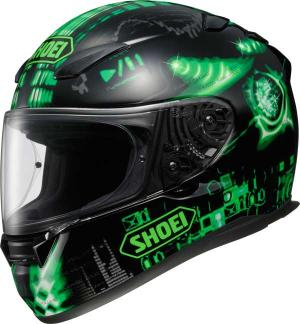 Casque XR-1100 Plugin TC-4 Shoei moto - Equipement route Shoei